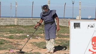 SNB investiert weiter in Landminen-Hersteller