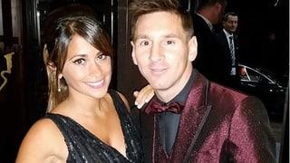 Zweiter Sohn für Lionel Messi