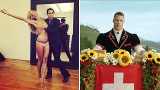 Promis auf Social Media: Klum fast nackig, Sempach gesprächig