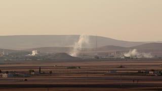 Kobane: Luftangriffe auf IS zeigen offenbar Wirkung