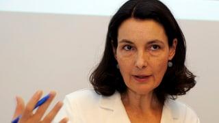 Successiun da Didier Burkhalter – Laura Sadis vul