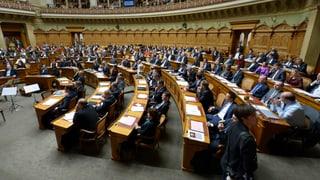 Nationalrat stimmt Potentatengelder-Gesetz zu