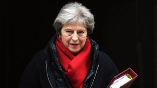 Theresa May pronta da sa retrair