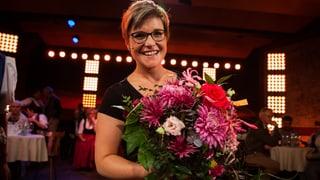 Sonja Schilt gewinnt bei der «Landfrauenküche» 2016