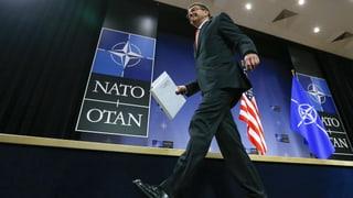 Schlepperkriminalität: Jetzt schaltet sich die Nato ein