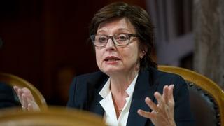 Ständeratswahl Basel-Stadt: Doch noch Konkurrenz für Anita Fetz