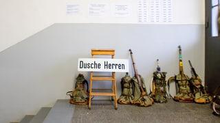 Gefährliche Bakterien in Kaserne Frauenfeld