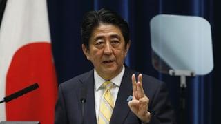 Japans Ende des Pazifismus' rückt immer näher