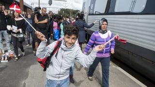 Dänemark will Flüchtlingskonvention ändern