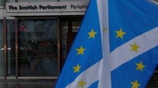 Schottisches Parlament stimmt für Unabhängigkeitsreferendum