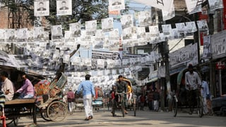 In Bangladesch wird die Regierungspartei herausgefordert