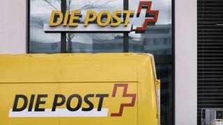 Post-Gewinn bricht ein