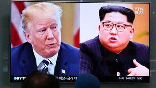 Trump e Kim vulan puspè
