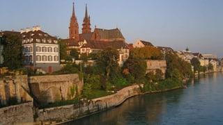 Basler Regierung grundsätzlich für Rheinuferweg am Münsterhügel
