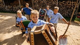 «Bösi Buebe» aus Niederurnen  (Artikel enthält Video)