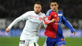So lief der 3:0-Sieg von Basel gegen Thun