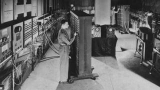 Computergeschichte (Artikel enthält Video)