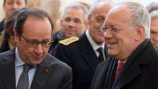 Hollande setzt sich persönlich für Bilaterale mit der EU ein