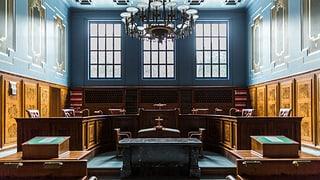 Schlafzimmer-Mord von Dulliken kommt vor Bundesgericht
