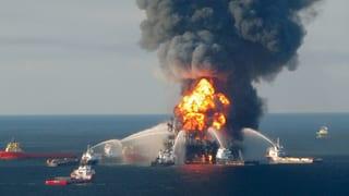 Milliardenzahlung wegen Öl-Pest