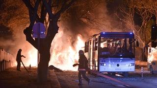 Anschlag in Ankara: Türkei geht von syrischem Attentäter aus