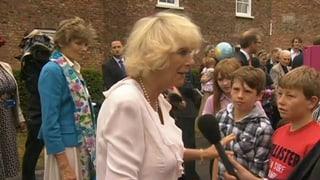 Camilla ist überzeugt: Charles wird ein grossartiger Grossvater