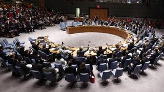 Frantscha ed Egipta pretendan sesida da las Naziuns Unidas