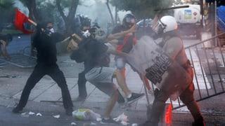 In Griechenland liegen die Nerven nach Neonazi-Gewalt blank