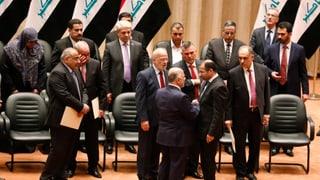 Bagdad will Sunniten in Kampf gegen IS einbinden