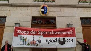 Rote Zahlen im Aargau: Feuer für den Abstimmungskampf