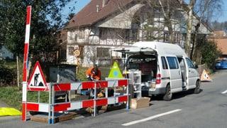 Wettrennen um schnelles Internet in Solothurner Dorf