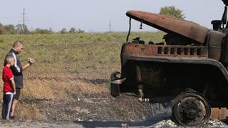 Tote und Verletzte trotz Feuerpause in der Ukraine