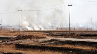 A Mossul maldovran terrorists umans per sa proteger
