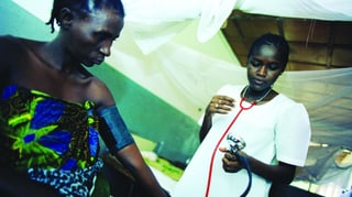 Tansanias Wohl krankt am Gesundheitswesen