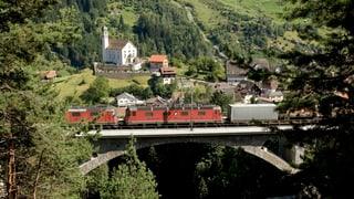 Südostbahn kämpft um alte Gotthard-Bahnstrecke