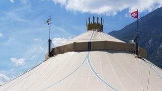 Uss è il Circus Royal en Grischun