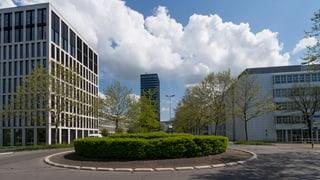 Gesellschaftsraum im «Park Tower» kostet Zug 440'000 Franken