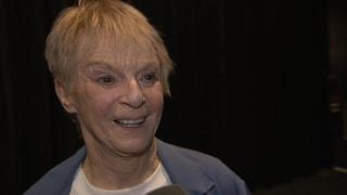 Ursula Schaeppi plant Theater-Comeback