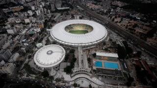 WM 2014: Alle Städte und Stadien