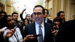 USA wollen Unternehmenssteuer halbieren