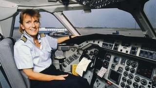 1983 war Regula Eichenberger die erste Linienpilotin der Schweiz – im Interview blickt sie zurück auf ihre Anfänge.