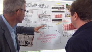 Video «Millionäre für Erbschaftssteuer» abspielen