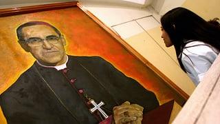 Der Märtyrer und der Papst: Seligsprechung in El Salvador
