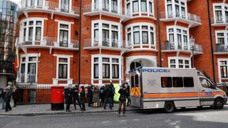 Julian Assange è vegnì arrestà a Londra
