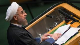 Iran: Westen ist am Aufstieg des Terrorismus schuld