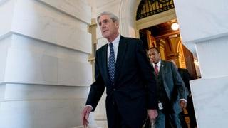 Sonderermittler Mueller beruft offenbar Grand Jury ein