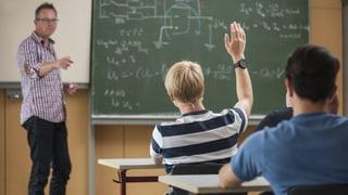 100 % Lehrer? Kaum mehr möglich