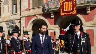 Roger Torrent wird neuer Parlamentspräsident