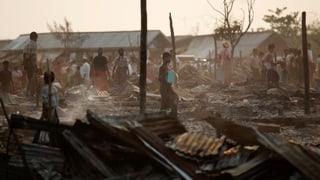 Burma lässt UNO-Mitarbeiter in Krisenregion