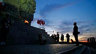 Am Gedenktag des Zweiten Weltkriegs: Tusk fordert starke Nato